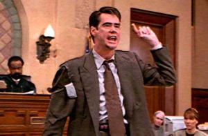 Адвокат в суде