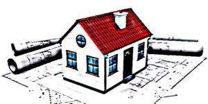 Самовольное строение дом